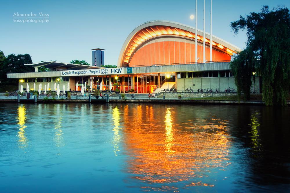 Berlin – Haus der Kulturen der Welt Spree