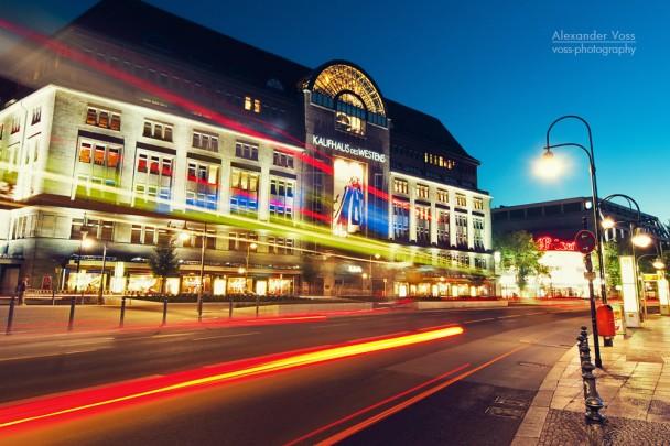 Berlin - KaDeWe Kaufhaus des Westens