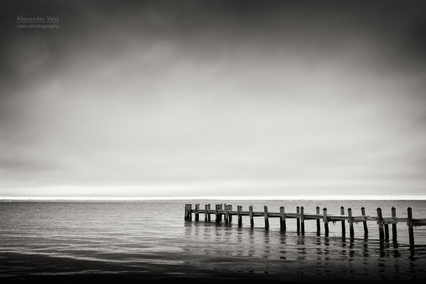 Black and White Photography: Seascape / Martha's Vineyard