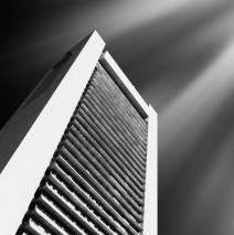 Architectural Photography in Black and White / Long Exposure