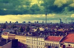 Berlin – Neukölln Skyline