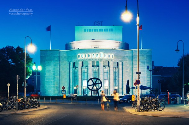 Berlin - Volksbühne