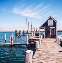 Martha's Vineyard: Black Dog Wharf