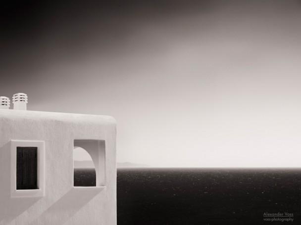 Schwarz-Weiss-Fotografie: Architektur & Landschaft