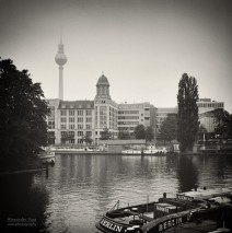 Analog Photography: Berlin – Fischerinsel