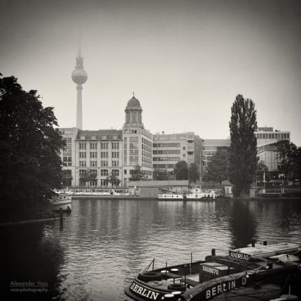 Analog Photography: Berlin – Fischerinsel