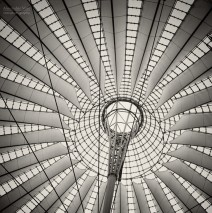 Analog Photography: Berlin – Sony Center