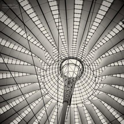 Analog Photography: Berlin – Sony Center
