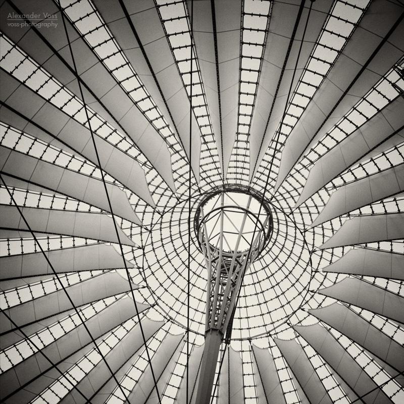 Analog Photography: Berlin - Sony Center