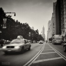 Analog Photography: New York City – 59th Street / Central Park