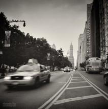 Analog Photography: New York City – 59th Street / Central Park