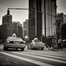 Analog Photography: New York City – Columbus Circle