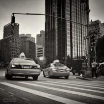 Analog Photography: New York City – Columbus Circle