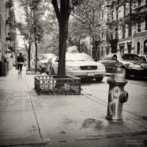 Analog Photography: New York City – East Village (No.7)