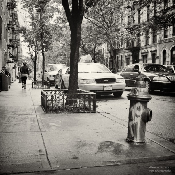 Analog Photography: New York City – East Village (No.7)