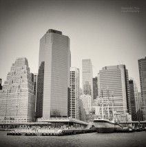Analog Photography: New York City – Pier 15 / Waterfront Esplanade