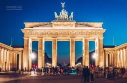Berlin – Brandenburger Tor