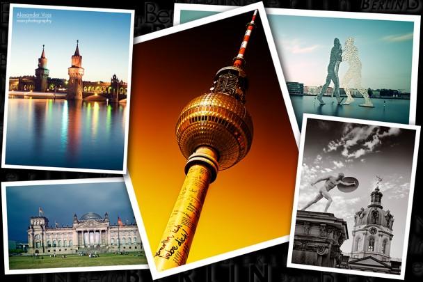 Berlin - Sehenswuerdigkeiten