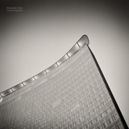 Analog Photography: Berlin – GSW Headquarters