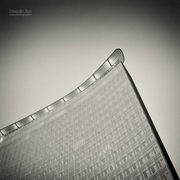 Analog Photography: Berlin - GSW Headquarters