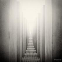 Analog Photography: Berlin – Holocaust Memorial