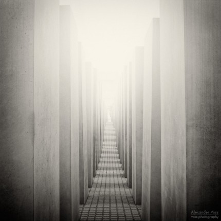 Analoge Fotografie: Berlin – Holocaust-Mahnmal