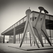 Analog Photography: Berlin – Neue Nationalgalerie
