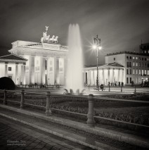 Analoge Fotografie: Berlin – Pariser Platz