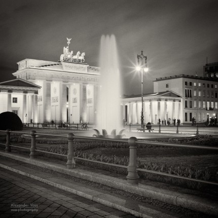 Analog Photography: Berlin – Pariser Platz