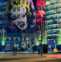 Berlin – Potsdamer Platz, Festival of Lights 2013
