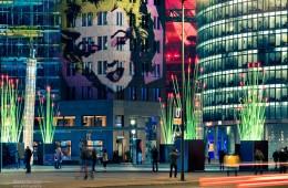 Berlin – Potsdamer Platz, Festival of Lights 2013