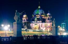Berliner Dom – Festival of Lights 2013
