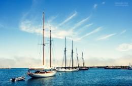 Martha's Vineyard – Segelboote