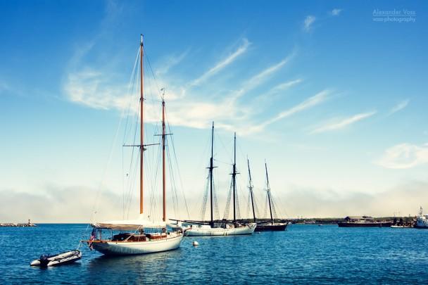 Martha's Vineyard - Segelboote