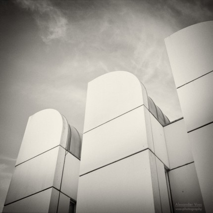 Analoge Fotografie: Berlin – Bauhaus Archiv