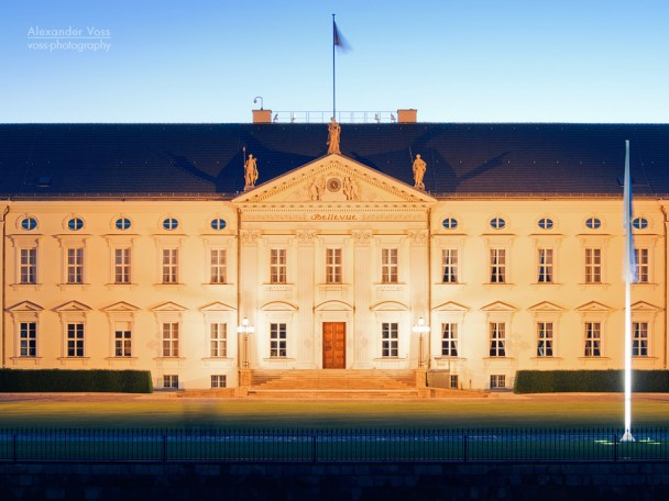 Berlin - Bellevue Palace