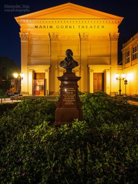 Berlin - Maxim Gorki Theater / Sing-Akademie