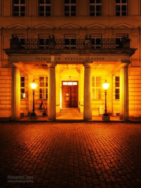 Berlin - Palais am Festungsgraben