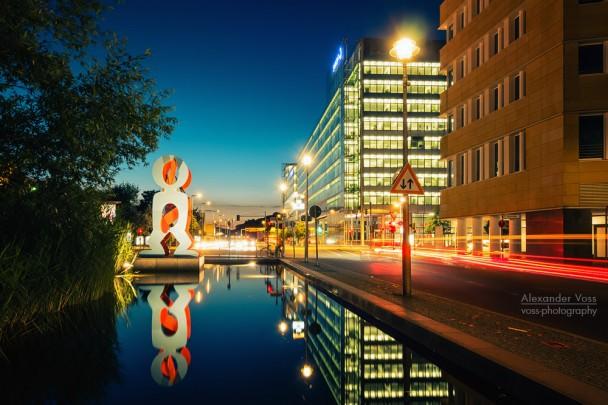 Berlin - Potsdamer Platz / Keith Haring