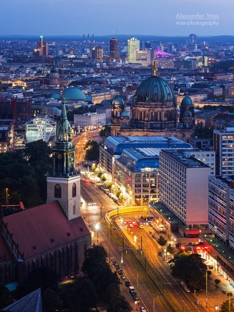 Berlin - Karl-Liebknecht-Strasse