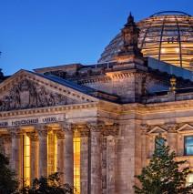 Berlin – Reichstag Building