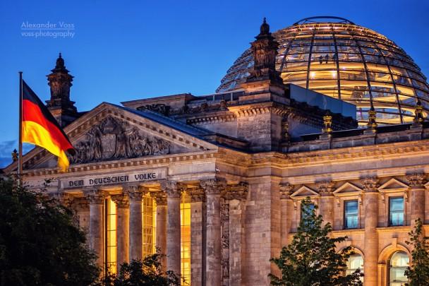 Berlin - Reichstag Building