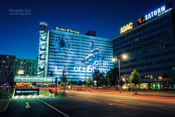 Adidas - all in or nothing (Berliner Verlag)