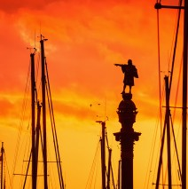 Barcelona – Columbus Monument
