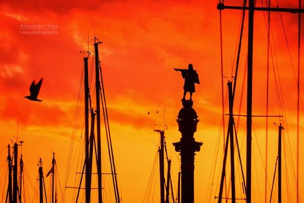 Barcelona - Columbus Monument
