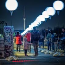 Berlin – Schwedter Steg / Lichtgrenze