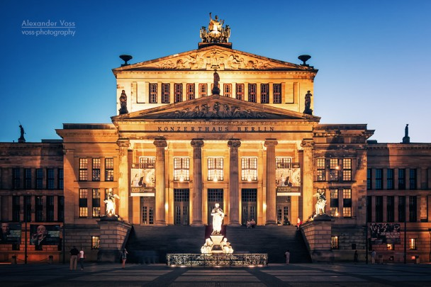 Konzerthaus Berlin Gendarmenmarkt