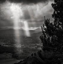 Landschaftsfotografie Schwarz-Weiss: Mallorca