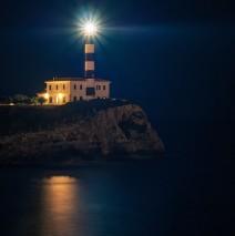 Leuchtturm Portocolom (Mallorca)