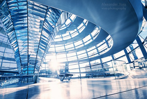Architekturfotografie: Berlin – Reichstag